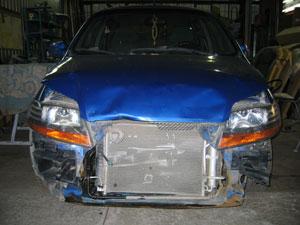 Chevrolet Aveo БЫЛО