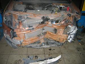 Chevrolet Captiva БЫЛО