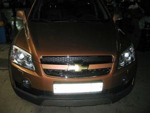 Chevrolet Captiva СТАЛО