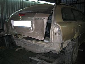 Chevrolet Lacetti (Универсал) БЫЛО
