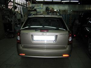 Chevrolet Lacetti (Универсал) СТАЛО