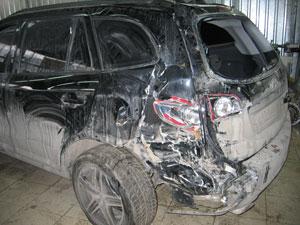 Hyundai Santa Fe БЫЛО